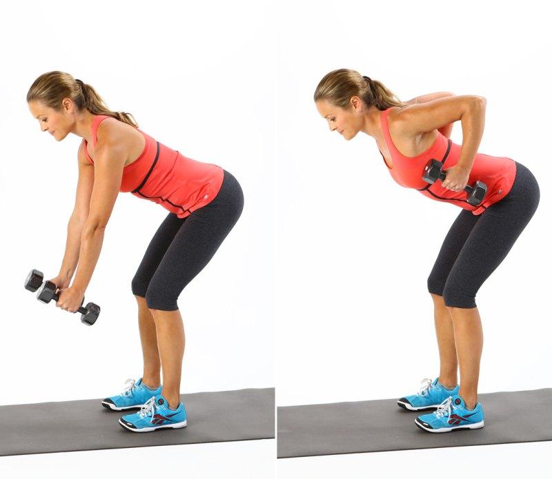 วิธีออกกำลังกายด้วยดัมเบลล์