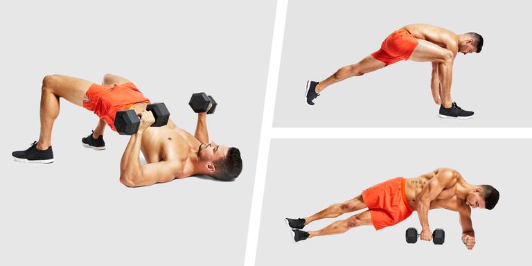 การออกกำลังกายร่างกายทั้งหมด 4 สัปดาห์จะช่วยให้คุณเริ่มต้นปี 2019 ได้อย่างถูกต้อง