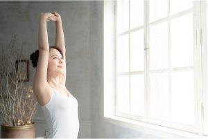 ออกกำลังกายตอนเช้าดีกว่าตอนเย็นหรือไม