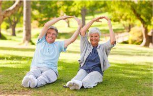 ผู้สูงอายุ ออกกำลังกายอย่างไรจึงเหมาะสม