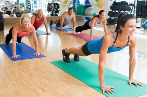 5 ประเภทการออกกำลังกาย
