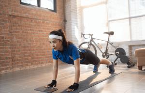 ออกกำลังกาย 1 ชั่วโมงให้ได้ประสิทธิภาพ